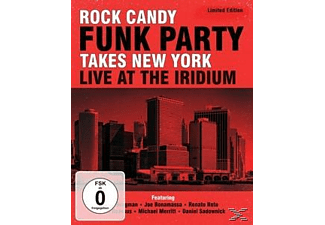 Rock Candy Funk Party;Various - Live At The Iridium (Limited Edition) [DVD + CD]