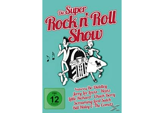 Various - Die Super Rock'n  Roll Show [DVD]