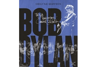 Bob Dylan;Various - 30th Anniversary Concert Celebration (Deluxe Edition) [Blu-ray]
