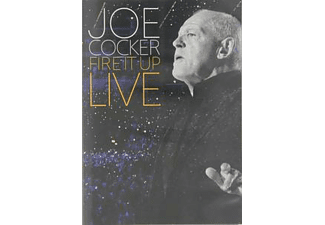Joe Cocker - Fire It Up-Live [DVD]