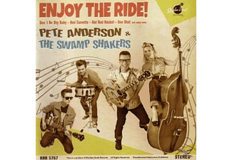 Anderson, Pete/Swamp Shakers, The - Enjoy The Ride [CD]