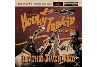 Rhythm River Trio - Just Honky Tonkin' Around! - (CD)