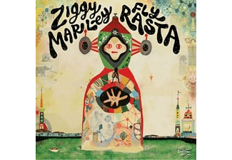 Ziggy Marley - Fly Rasta [CD]