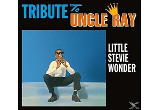 Stevie Wonder - A Tribute To Uncle Ray - (Vinyl)