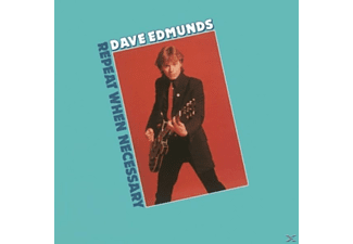 Dave Edmunds - Repeat When Necessary - (Vinyl)
