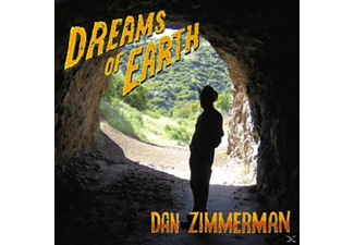 Dan Zimmerman - Dreams Of Earth - (CD)