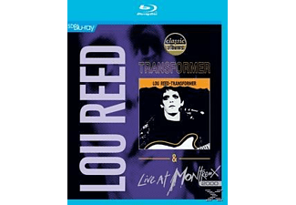 Lou Reed - Transformer/Live At Montreux 2000 [Blu-ray]