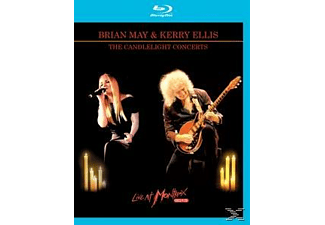 Brian May;Kerry Ellis - The Candlelight Concerts-Live At Montreux 2013 [Blu-ray]