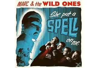 Marc & The Wild Ones - She Put A Spell On Me [CD]