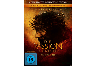 Die Passion Christi (Limited Mediabook) [Blu-ray]