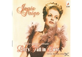 Janis Paige - Let's Fall In Love [CD]