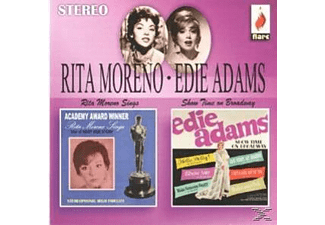 Moreno,Rita & Adams,Edie - Rita  Moreno Sings & Showtime On Broadway [CD]