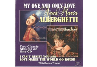 Anna Maria Alberghetti - My One & Only Love [CD]