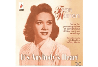 Fran Warren - It's Anbody's Heart [CD]