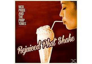 Nick Pride, The Pimptones - Rejuiced Phat Shake (+Cd) [LP + Bonus-CD]