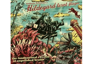 Hildegard Lernt Fliegen - The Fundamental Rhythm Of Unpolished Brains [CD]