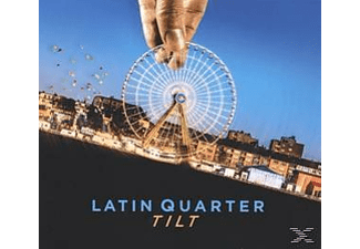 Latin Quarter - Tilt [CD]