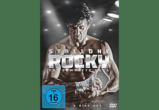 rocky the complete saga film boxen film specials dvd media markt. Black Bedroom Furniture Sets. Home Design Ideas