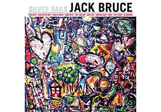 Jack Bruce - Silver Rails (Limited Digipak CD+DVD) [CD + DVD]