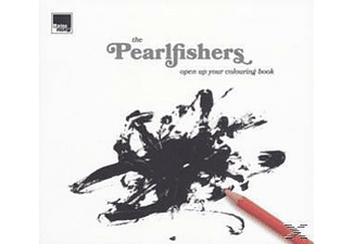 The Pearlfishers - Open Up Your Colouring Book - (CD)