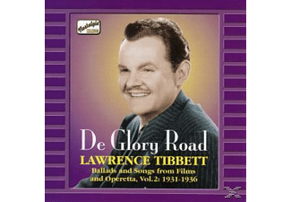 Lawrence Tibbett - De Glory Road - (CD)
