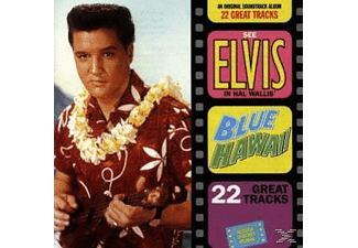 Elvis Presley - Blue Hawaii - (CD)