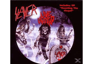Slayer - Live Undead/Haunting The Chapell/Digi [CD]