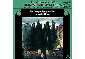 VARIOUS - Shakespeare-Ouvertüren - (CD)