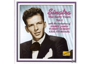 Frank Sinatra - The Early Years Vol.2 - (CD)