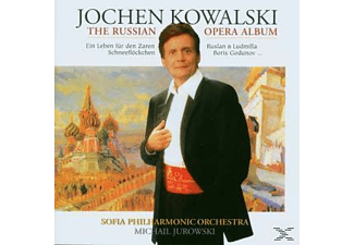 Sofia Philharmoni Various Soloists - Russische Opernarien - (CD)