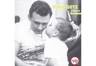 Stan Quartet Getz, Stan Getz - Stan Getz Plays [CD]