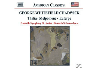 Nashville Symphony Orchestra, Kenneth/nashville So Schermerhorn - Ouvertüren Und Tondichtungen - (CD)