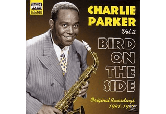 Charlie Parker - Bird On The Side - (CD)
