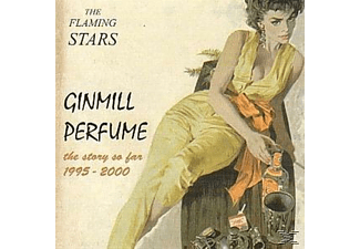 The Flaming Stars - GINMILL PERFUME - (CD)