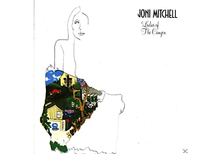 Joni Mitchell - Ladies Of The Canyon [CD]