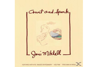 Joni Mitchell - Court And Spark [CD]