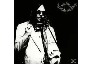 Neil Young - Tonight's The Night - (CD)