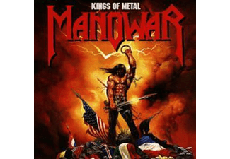 Manowar - Kings Of Metal - (CD)