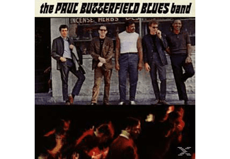 The Butterfield Blues B - Paul Butterfield - (CD)