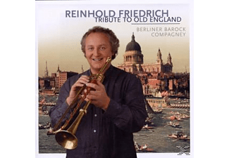 Friedrich Reinhold - Tribute To Old England - (CD)