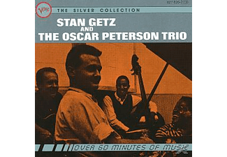 Getz, Stan / Peterson, Oscar - The Silver Collection [CD]