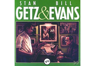 Stan Quartet Getz, Evans, Bill / Getz, Stan - First Time Ever [CD]