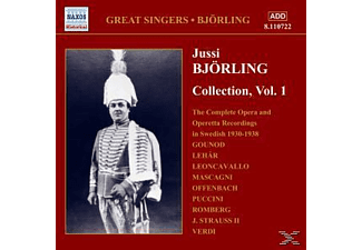 Jussi Björling - Collection Vol.1 - (CD)