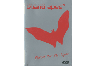 Guano Apes - PLANET OF THE APES - BEST OF GUANO APES - (DVD)