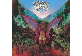 Eloy - Colours-Remaster [CD]