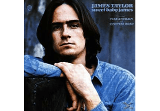 James Taylor - Sweet Baby James [CD]