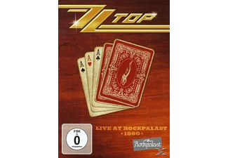 ZZ Top - Live At Rockpalast [DVD]