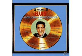 Elvis Presley - Elvis' Golden Records - Volume 3 - (CD)