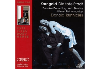Donald Runnicles - Die tote Stadt - (CD)