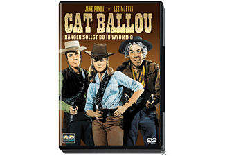 Cat Ballou - Hängen sollst du in Wyoming [DVD]